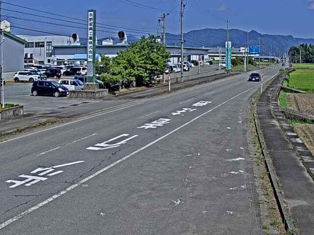 国道157号[大野市 中据]ライブカメラ