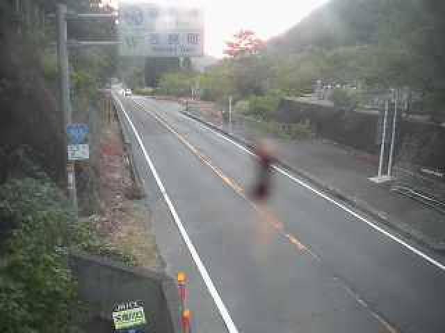 国道303号[高島市 寒風TN西]ライブカメラ