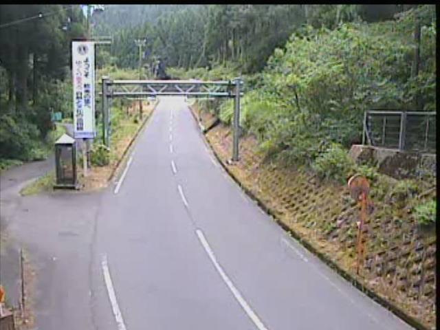 国道417号[池田町 板垣トンネル]ライブカメラ