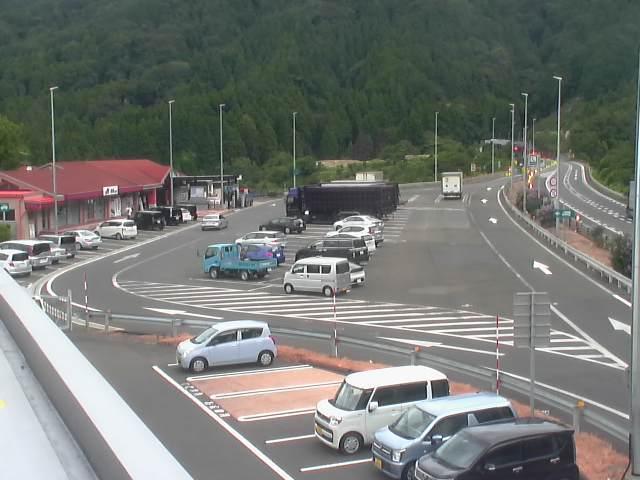 北陸自動車道路[敦賀市 杉津PA下り]ライブカメラ